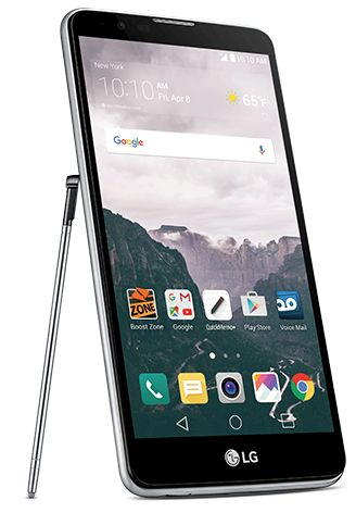 The LG Stylo 2 is the latest mobile phone from LG. It was already in Boost…