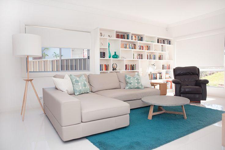 Ermington sleek contemporary lounge