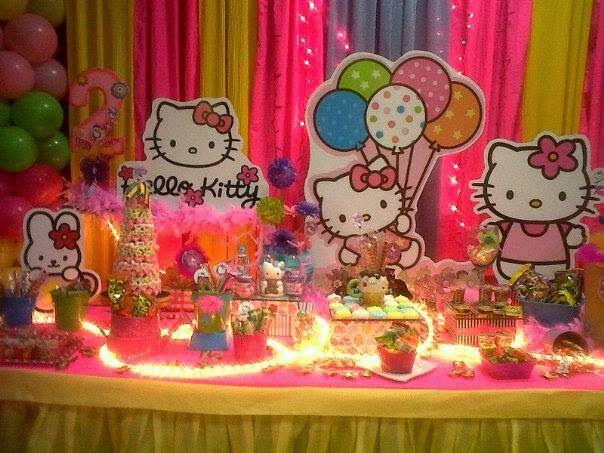 Castillos Eventos... de Ursula Newman: Hello Kitty