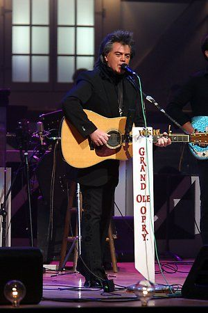 Marty Stuart on the stage of the Grand Ole Opry (2009) #fanfavorite