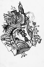 easy doodle art - Google Search