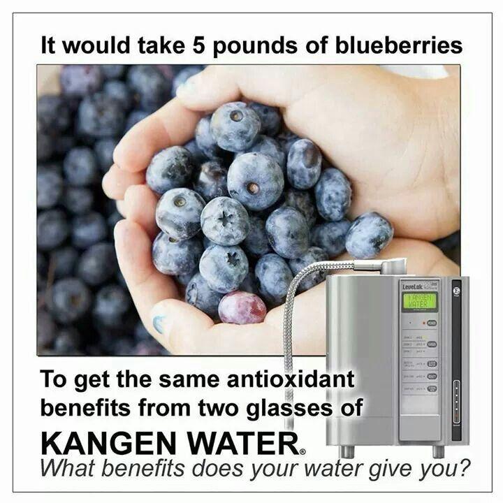 Kangen Water Change your water-Change your life! www.kangenwaterdetails.com