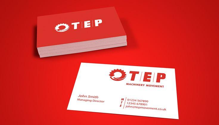 T.E.P | Business Cards #print #artwork #design #businesscards