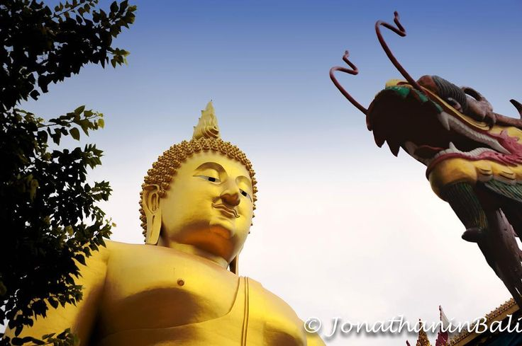 The Big Buddha Ang ThongThailand  For the ebook The Bangkok Story an Historical Guide to the Most Exciting City in the World - go to http://ift.tt/2kq9do7  #aroundtheworld #worldtraveler #jonathaninbali #www.murnis.com #travelphotography #traveler #lonelyplanet #travel #travelingram #travels #travelling #traveling #instatravel #asian #photo #photograph #outdoor #travelphoto #exploretocreate #createexplore #exploringtheglobe #theglobewanderer #mytinyatlas #planetdiscovery #roamtheplanet…