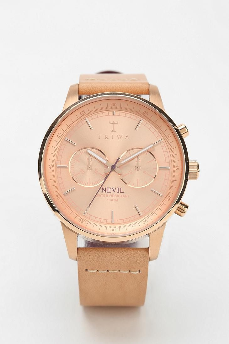Triwa Nevil Rose Watch