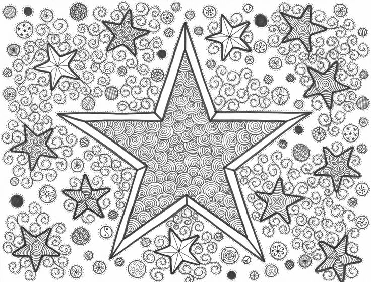 the stars original artwork by cat magness