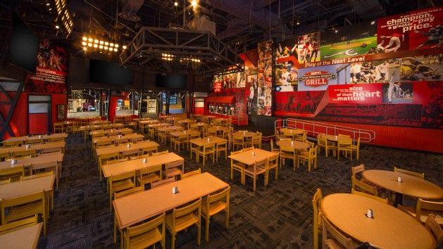 Walt Disney World - ESPN Wide World of Sports Complex - ESPN Wide World of Sports Grill