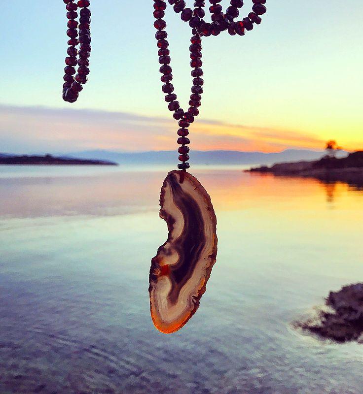 #handmade #jewelry by Mirella Alexiou #mirimalgems #Voukourestiou #Athens #Greece