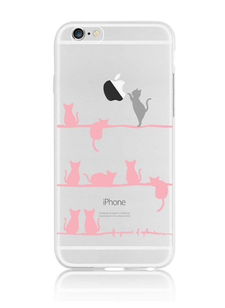 """licaso® iPhone 6 4,7"""" TPU Hülle Disney Case transparent klare Schutzhülle Disney Hülle iphone6 Tasche Cover (Schneewittchen 2)"""