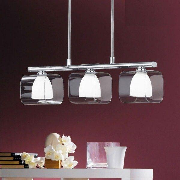 17 migliori idee su lampadario moderno su pinterest for Lampadario moderno led