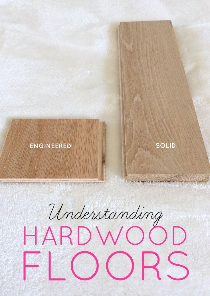 Understanding different types of hardwood flooring for Types of hardwood floors