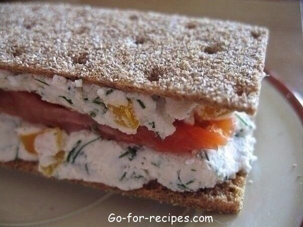 Sandwiches for health.