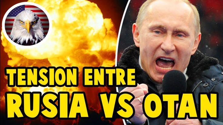 TENSION ENTRE RUSIA Y LA OTAN HOY 22 DE JULIO 2017, NOTICIAS ULTIMA HORA...