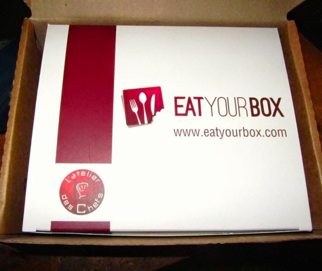 Blog a 4 mains: #EATYOUrBOX sept 2014: vive la #rentree #food #test #product #new #sweet #box #chocolate