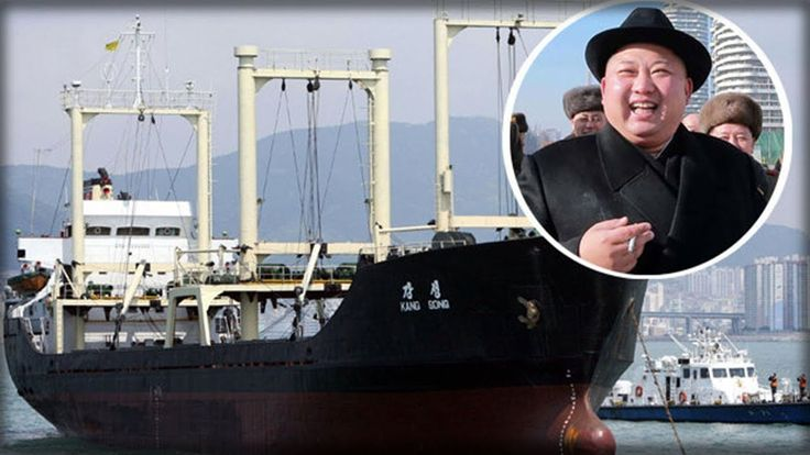 CUSTOMS AGENTS MAKE TERRIFYING DISCOVERY AFTER SEIZING NORTH KOREAN SHIP...