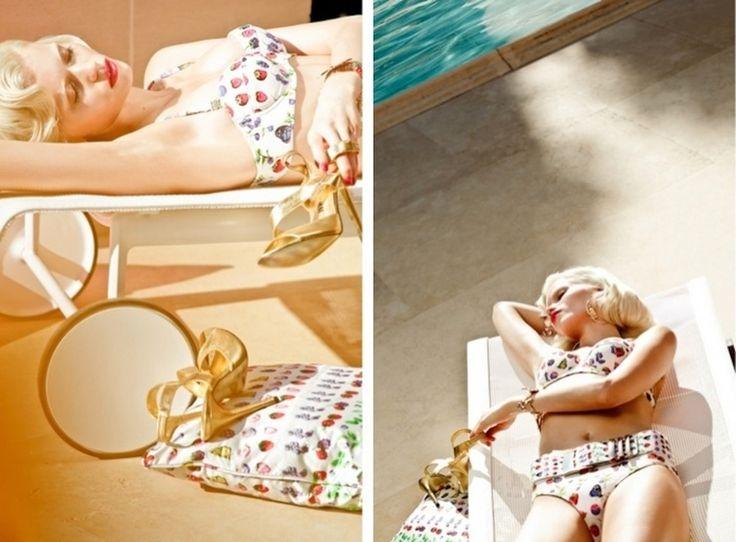 : Versace, Resorts, H&M, Collab Shoots