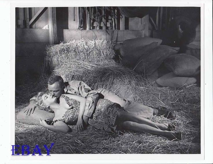 Barbara Nichols sexy, Aldo Ray VINTAGE Photo The Naked And The Dead | Collectibles, Photographic Images, Contemporary (1940-Now) | eBay!