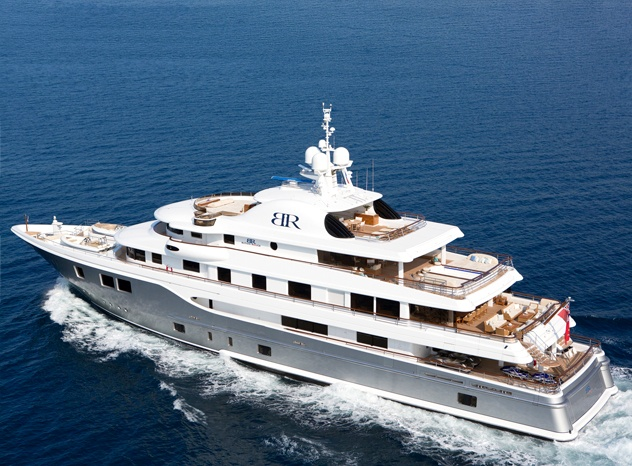 BATON ROUGE - Motor Yacht | Luxury Yacht For Sale with Burgess Yachts