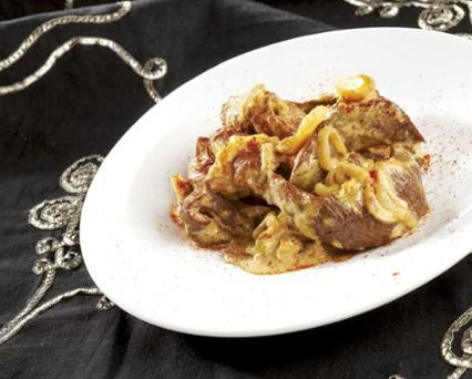 Beef Stroganoff Recipe -