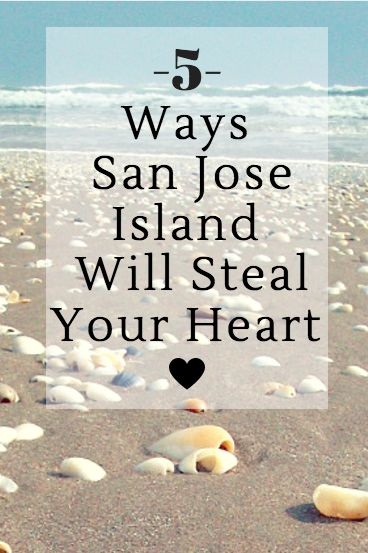 Located on the shores of Corpus Christi, Texas is the beautiful San Jose Island. This spot is a must go when visiting the Coastal Bend! #Travel #CorpusChristi #MemoriesMadeCC