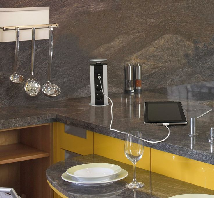 26 Best Images About Kitchen Island Power Electrical
