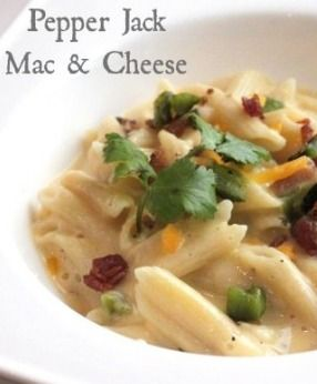 Pepper Jack Mac and Cheese | Created by Diane