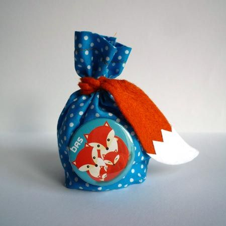 birth - magnet - fox - family - giveaway - gift - bas - doopsuiker