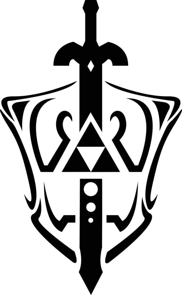 Master Sword Embroidery Designs