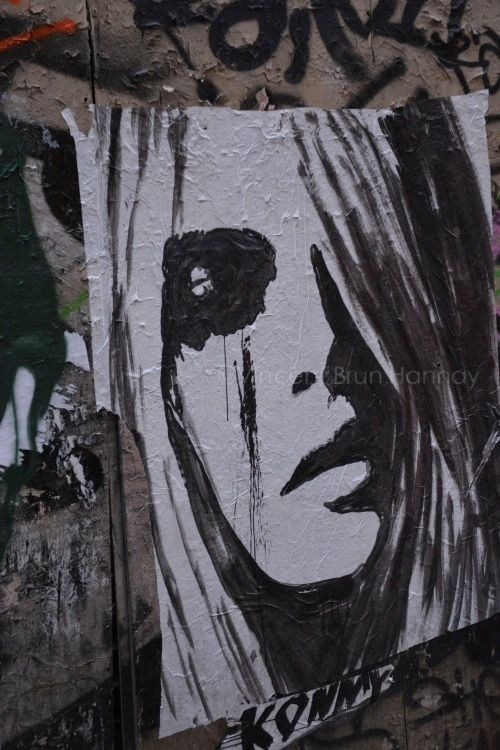 Paris streetart ©Vincent Brun Hannay