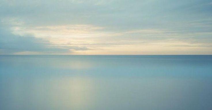Fotos minimalistas de paisajes con largas exposiciones de hasta 8 horas