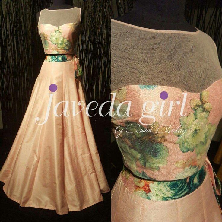 Pretty pink #Javedagirl #readytowear www.javeda.com