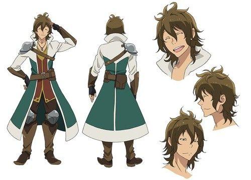 Grimgar of Fantasy and Ash Anime: Daisuke Namikawa (Fate/Zero's Waver) as Kikkawa