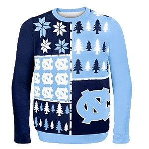 Stay cozy while showing off your Tar Heel spirit!