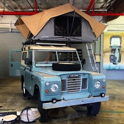 Image Result For Series Land Rover Roof Top Tents Land Rover Series Land Rover Camping Land Rover