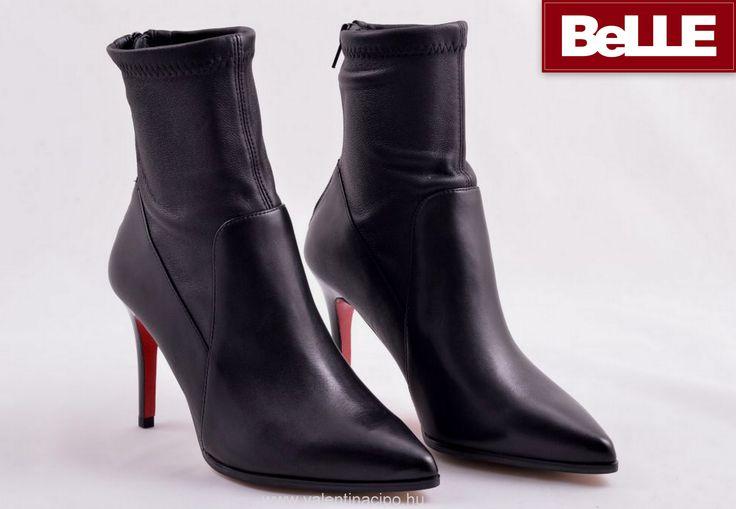Egy igazán különleges BeLLE női lábbeli ajánlatunk az ünnepi alkalmakra :) http://valentinacipo.hu/belle/noi/fekete/bokacipo/140104139 #BeLLE #BeLLE_webshop #BeLLE_cipőbolt