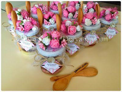 Kurabiyeji By Derya Çalpan: Düğün-Nişan Pastaları