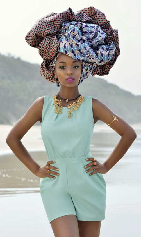 Is The Fashion World Warming Up To Natural Hair African American Fashion American Fashion