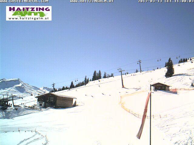 Webcam Skigebiet Schlossalm - Bad Hofgastein