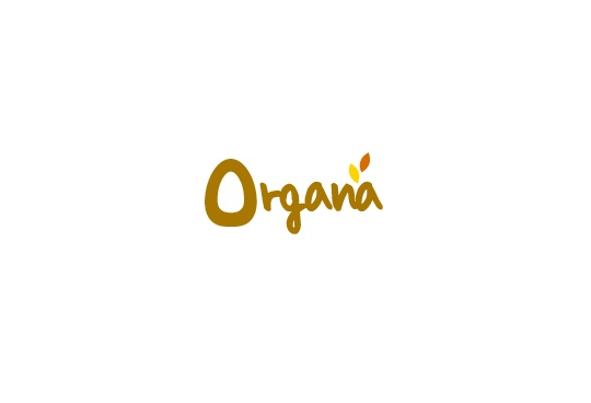 Logo concept for Organa by Fomax creative team another one
