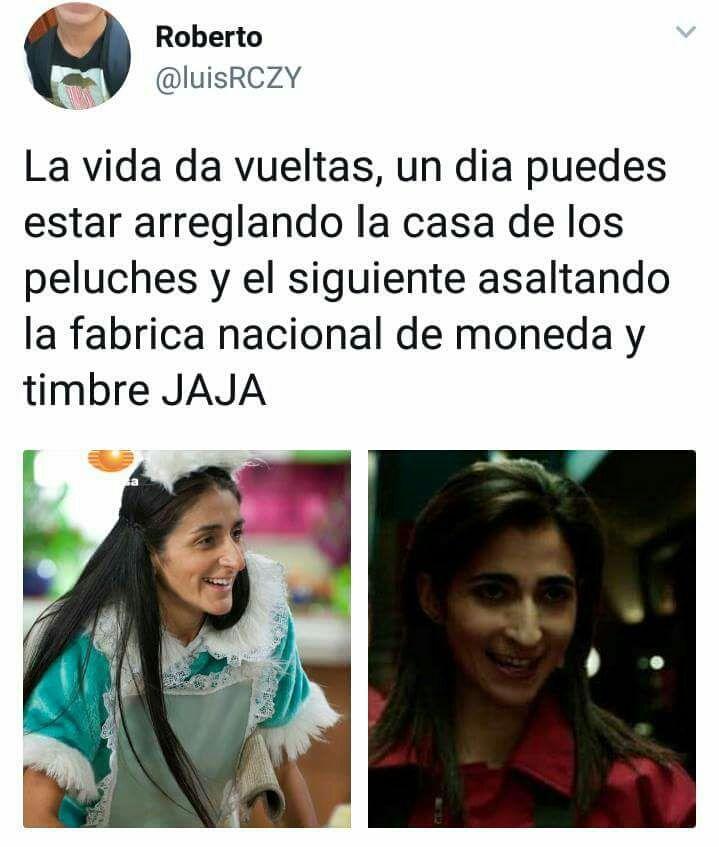 Memes La Casa De Papel Funny Spanish Memes Stupid Funny Memes Funny Memes