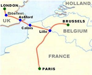 Best Eurotunnel Images On Pinterest Britain England And - Chunnel tickets london to paris