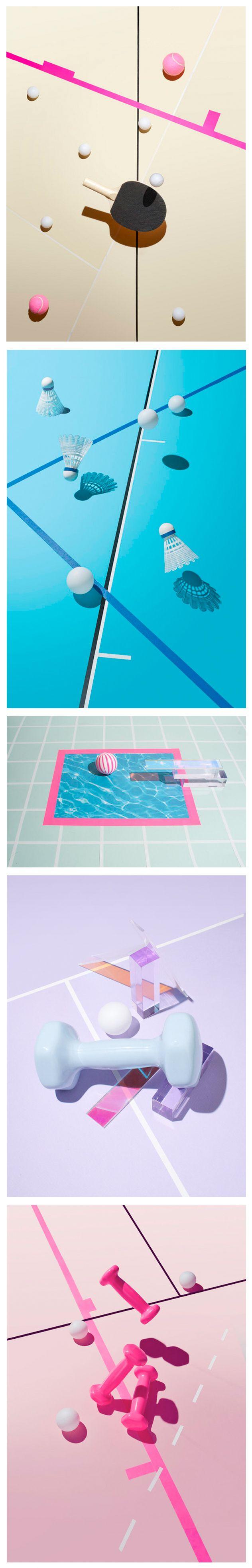 Summer Olympics by Richie Talboy x gg-ll