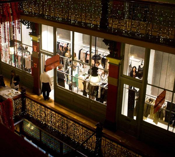 Strand Arcade boutique | Sydney #flagship