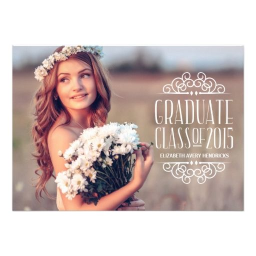 34 best grad invites images on Pinterest Graduation ideas