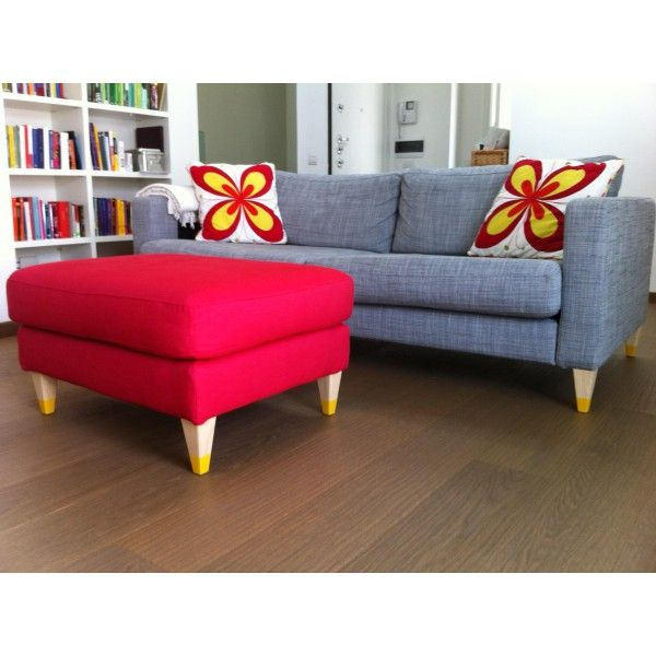 Best PP LIVING ROOM Images On Pinterest Bed Storage Sofas - Add color to your room prettypegs replace your ikea legs