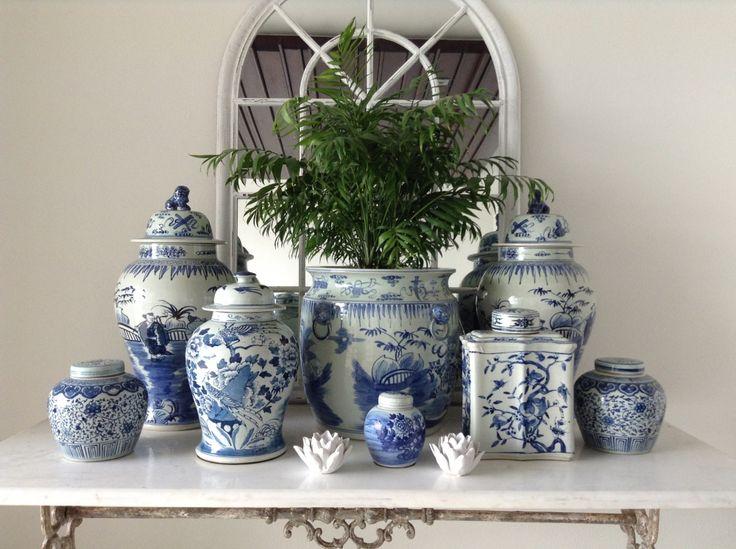 Ginger Jar Styling By Verandah House