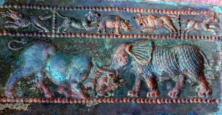 In premiera, fascinanta si enigmatica matrita din bronz de la Sarmizegetusa Regia.