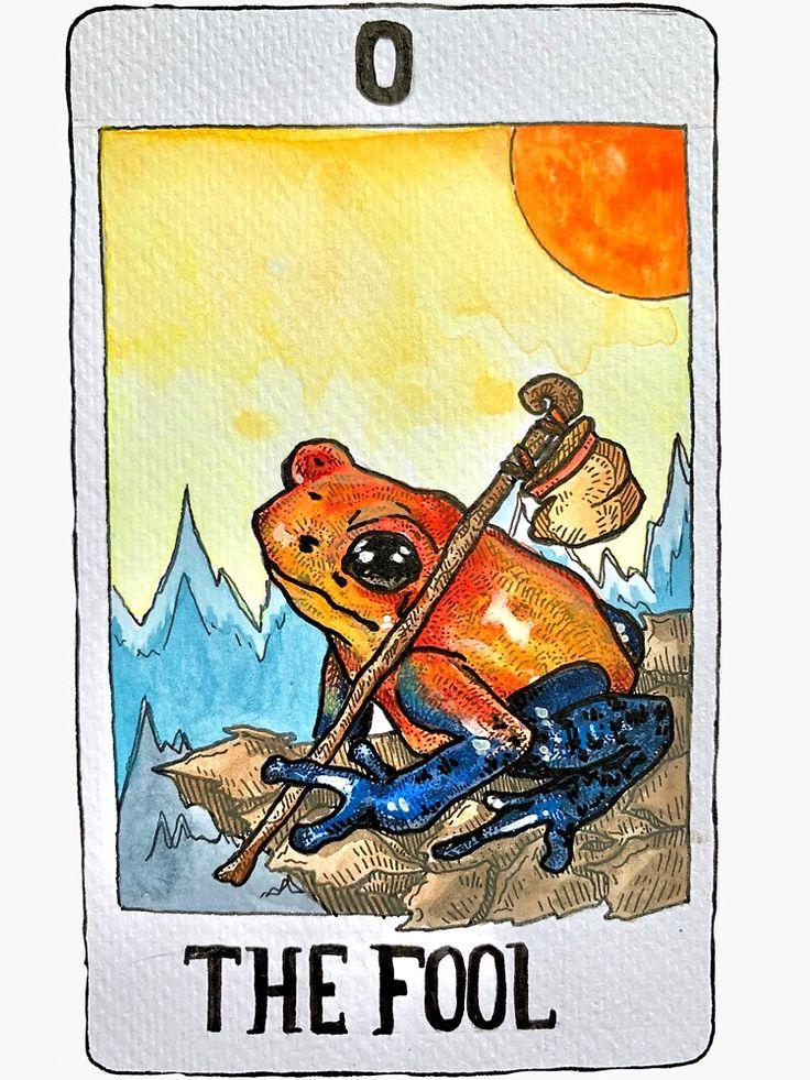 the fool card love