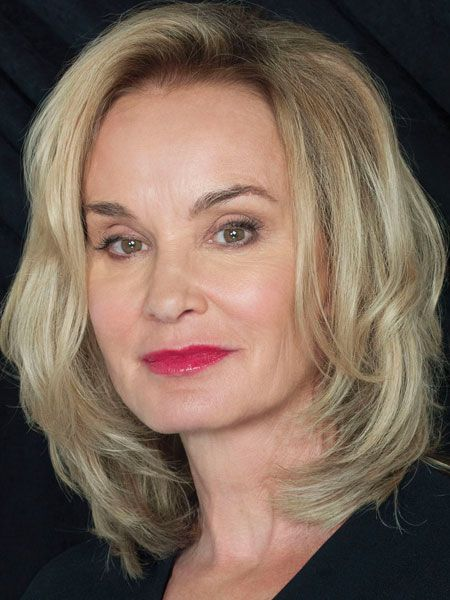 Jessica Lange (American Horror Story: Coven), 2014 Primetime Emmy Nominee for Outstanding Lead Actress in a Miniseries/Movie