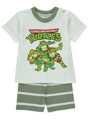 Teenage Mutant Ninja Turtles 2 Piece Set
